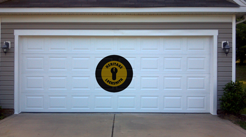 garage door services - Heritage Locksmith