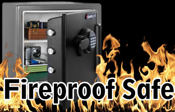Fireproof safe – 4 steps before buying